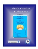 Whole Numbers & Fractions - Playing Cards