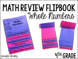 Whole Numbers Review (4th Grade)