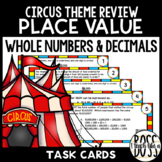 Whole Numbers and Decimals Math STAAR Review
