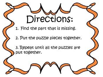 Subtraction Puzzles