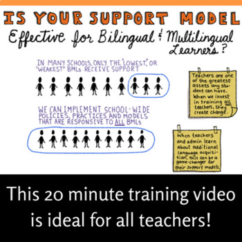 Whole School Approaches for Bilingual and Multilingual Learners