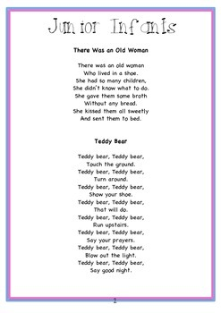 Whole School Poetry Collection