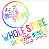WHOLE STORE BUNDLE - LIFETIME MEMBERSHIP - RESOURCES