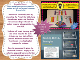 Whole Year Data Program Reading Skill Strategy Bookmarks PowerPoint Posters