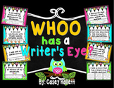 Whoo Has a Writers Eye {Owl Theme}