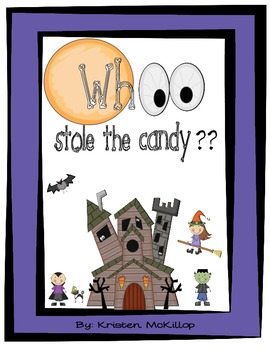 Halloween Measurement Mystery - Whoo stole the candy??