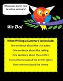 Whooo Knows How to Write a Summary - OWL