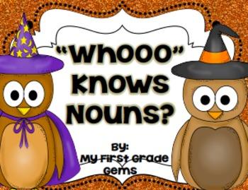 """Whooo"" Knows Nouns?"
