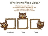 Whooo Knows Place Value