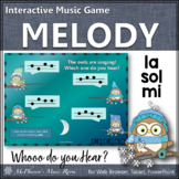 Music Game: Sol Mi La Interactive Melody Game {Whooo}