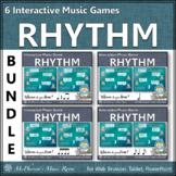 Music Games: Interactive Rhythm Games Bundle {Whooo}