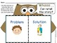 'Whoooo' Can Retell The Story?  Reading Comprehension Flip