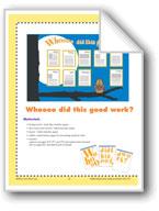 Whoooo Did This Good Work? (Bulletin Board)