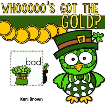 Whooooo's Got the Gold?
