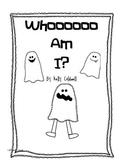Whoooooo Am I? {a Halloween craftivity}