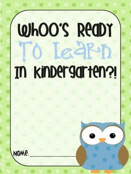 Whoo's Ready to Learn?! {Classroom MEGA Pack}