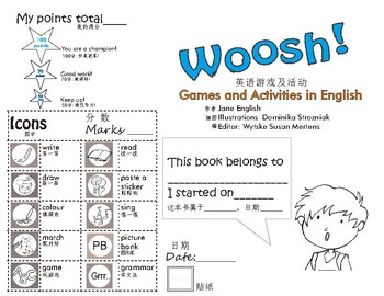 4242fa19911 Whoosh! Games and Activities in English by Izabela Ryterska Stolpe
