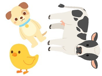 Who's Being Fed? A Farm Poem and Printable