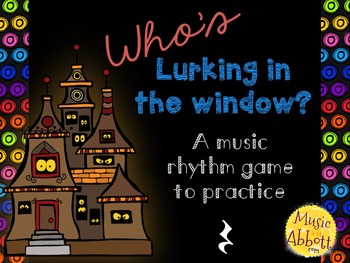 Who's Lurking in the Window? Two interactive PDF games to practice rest