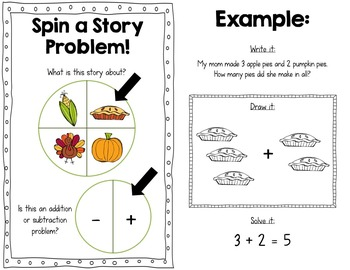 Turkey Math for Primary Grades