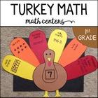 Turkey Math for Primary Grades