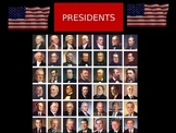 Who's Who?- Presidents Quiz