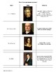 Who's Who in Jacksonian Democracy: Reference Sheet and Review
