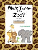 Who's the Tallest at the Zoo?  Measurement Centers