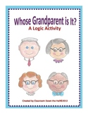 Whose Grandparent Is It?  A Cooperative Group Math Logic Problem