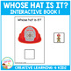 Whose Hat Is It? Interactive Book 1 Community Helpers