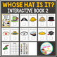 Whose Hat Is It? Interactive Book Bundle Community Helpers