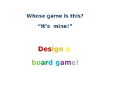 Whose Is This? Board Game Worksheet PPT  ESL