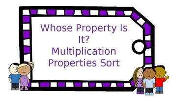 Whose Property Is It? Game