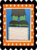 Halloween Creative Writing Craftivity