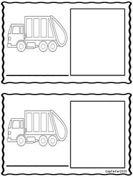 Whose Vehicle is This?  Community Helper Interactive Book