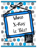 Whose X-Ray is it?