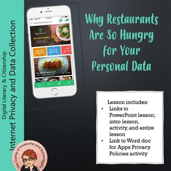 Why Are Restaurant Apps So Hungry for Your Data?