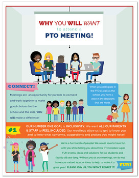 Pto Editable Worksheets Teaching Resources Teachers Pay Teachers