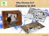 Art Teaching Resource - Careers in Art