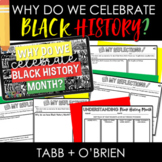 Why Do We Celebrate Black History Month (Free)