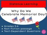 Why Do We Celebrate Memorial Day for Google Slides