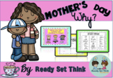 K, 1, 2, 3 Why Do We Celebrate Mother's Day? (ebook with m