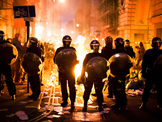 Why Do We Riot? Civil War Draft Riot and Baltimore 2015 Co