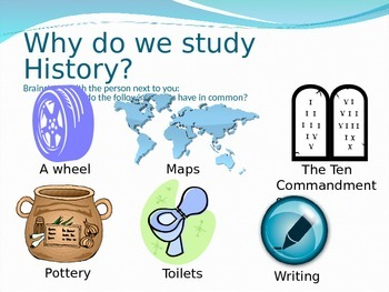 Why Do We Study History