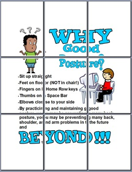 Why Do You Need Good Posture At The Computer???