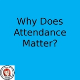 Why Does Attendance Matter Ppt