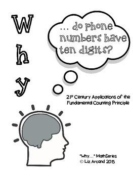 Why Fundamental Counting Principle Exploration