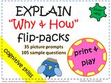 Reasoning Skills - Explain Why & How