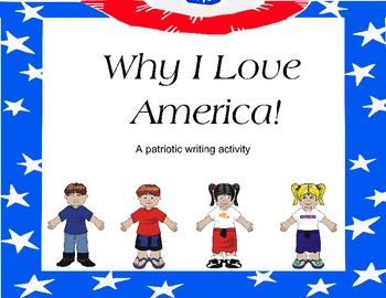 Why I Love America