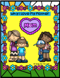 K, 1, 2, 3 Why I Love My Mother (Ebook with make and take